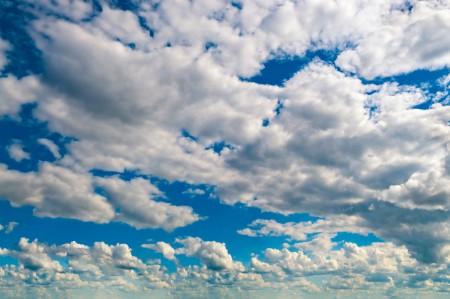 clouds-blue sky