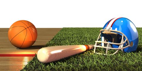 sports raffle items