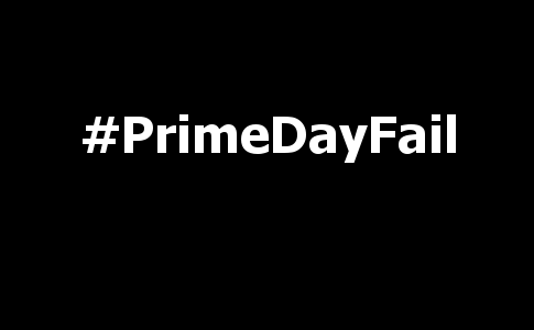 Fundraising Lessons From #PrimeDayFail
