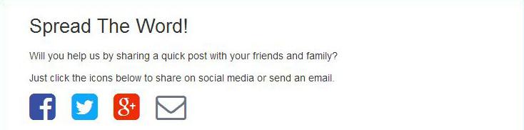 social ask