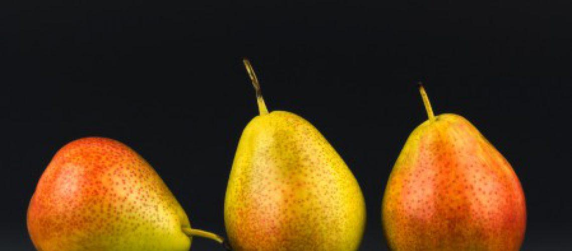 triple pears